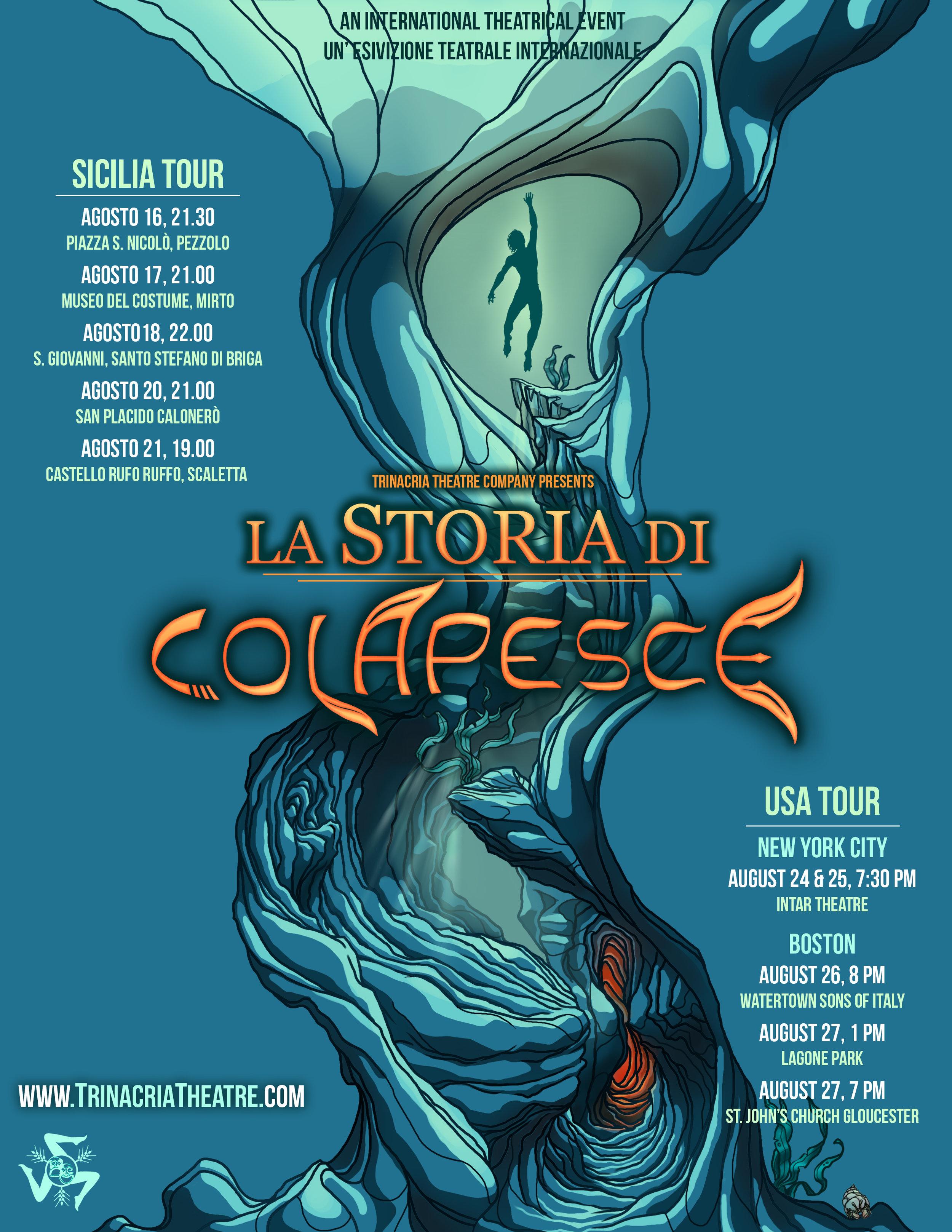 Poster by Quinton Kappel, title font by Sean Devare