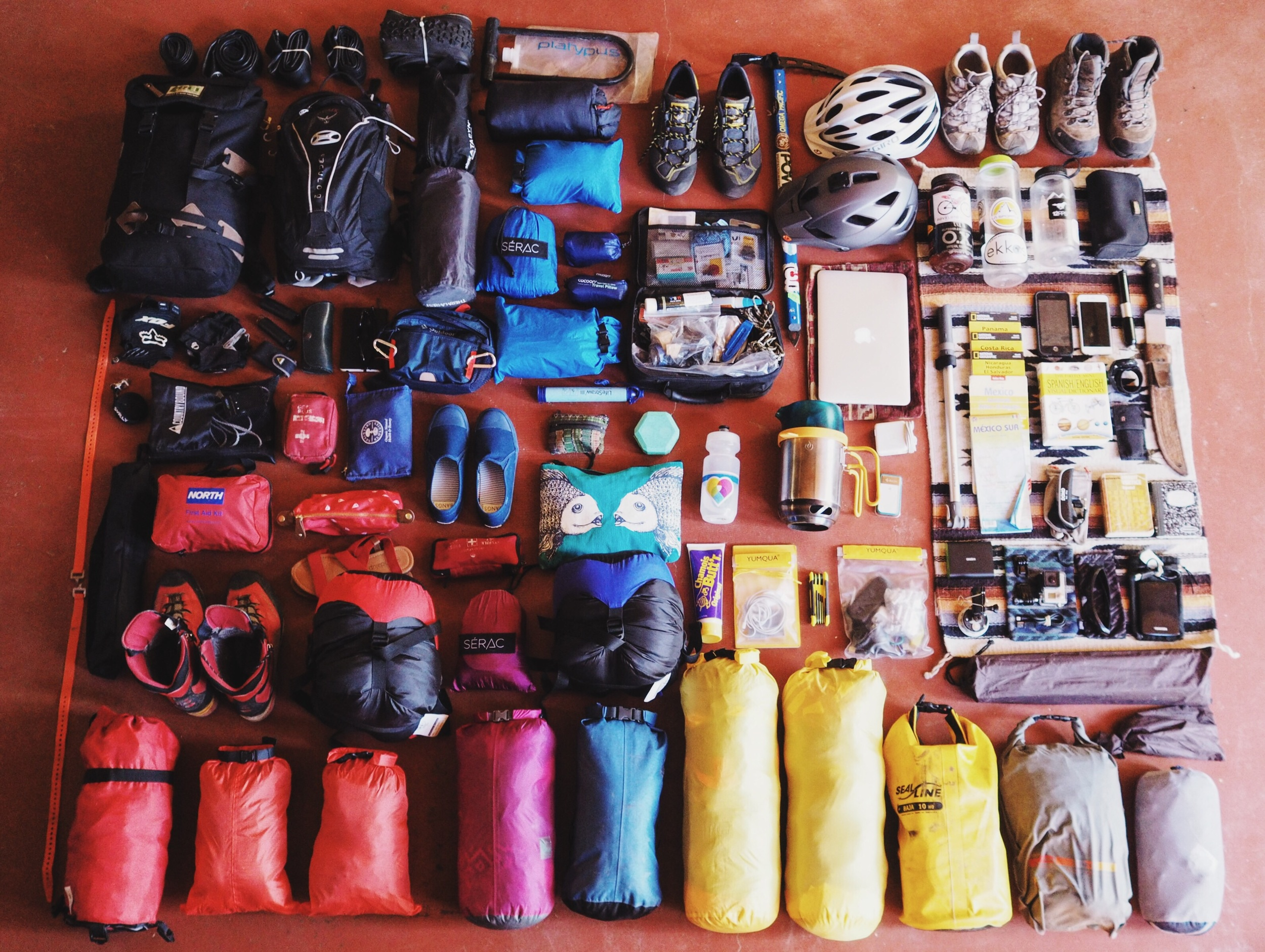 Huge thanks to The Broken Spoke in Santa Fe for all the gear, advice & support!