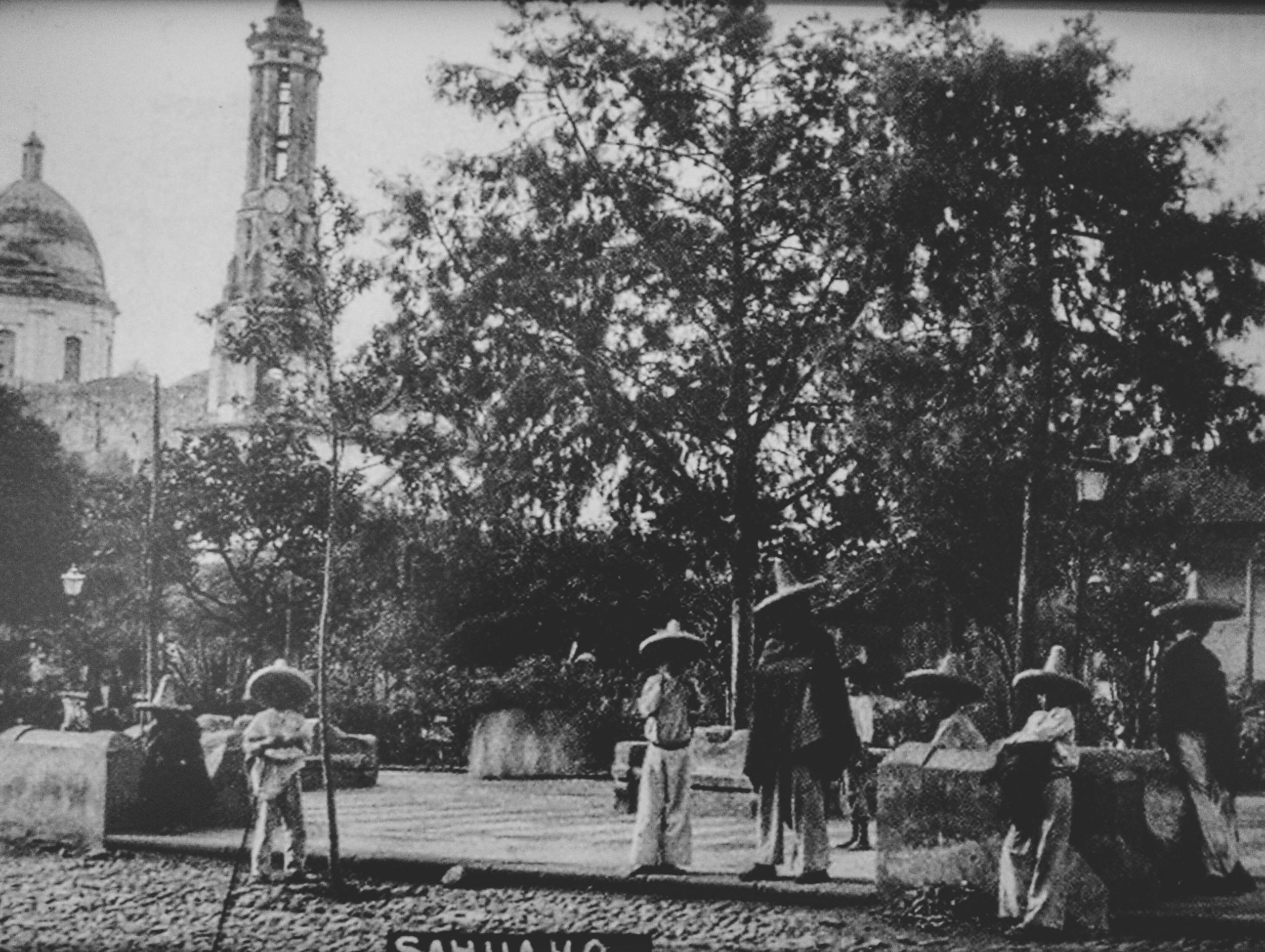 Sahuayo circa 1890's