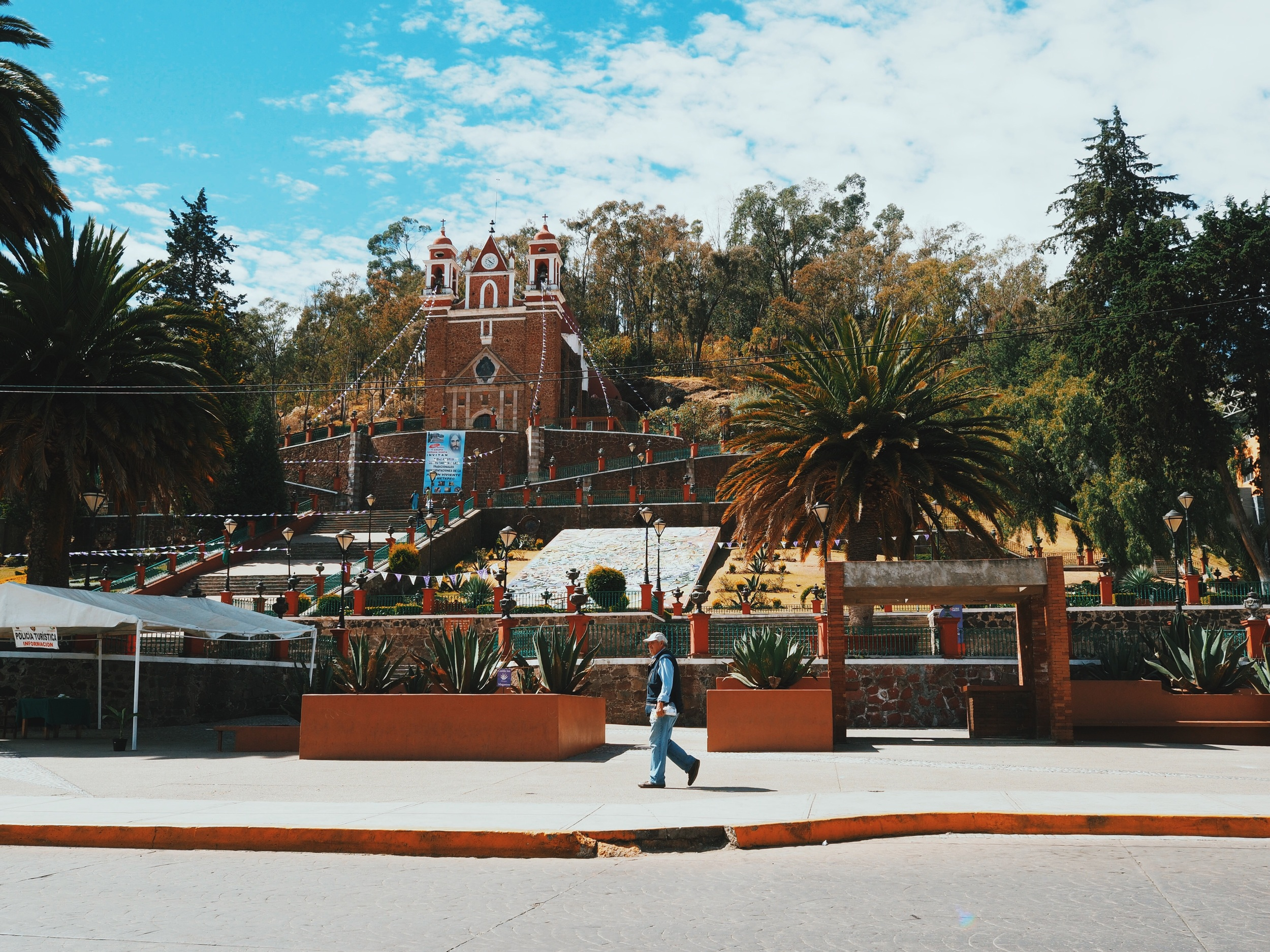 Metepec, a small town outside of Toluca