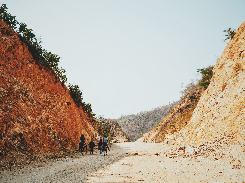 Leaving Comitlan - the new autopista