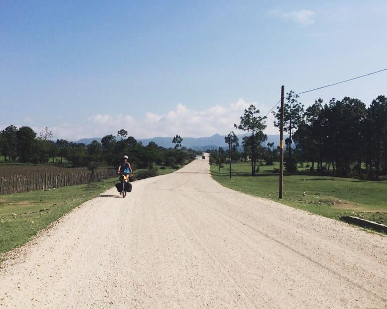 More of those quiet dirt roads