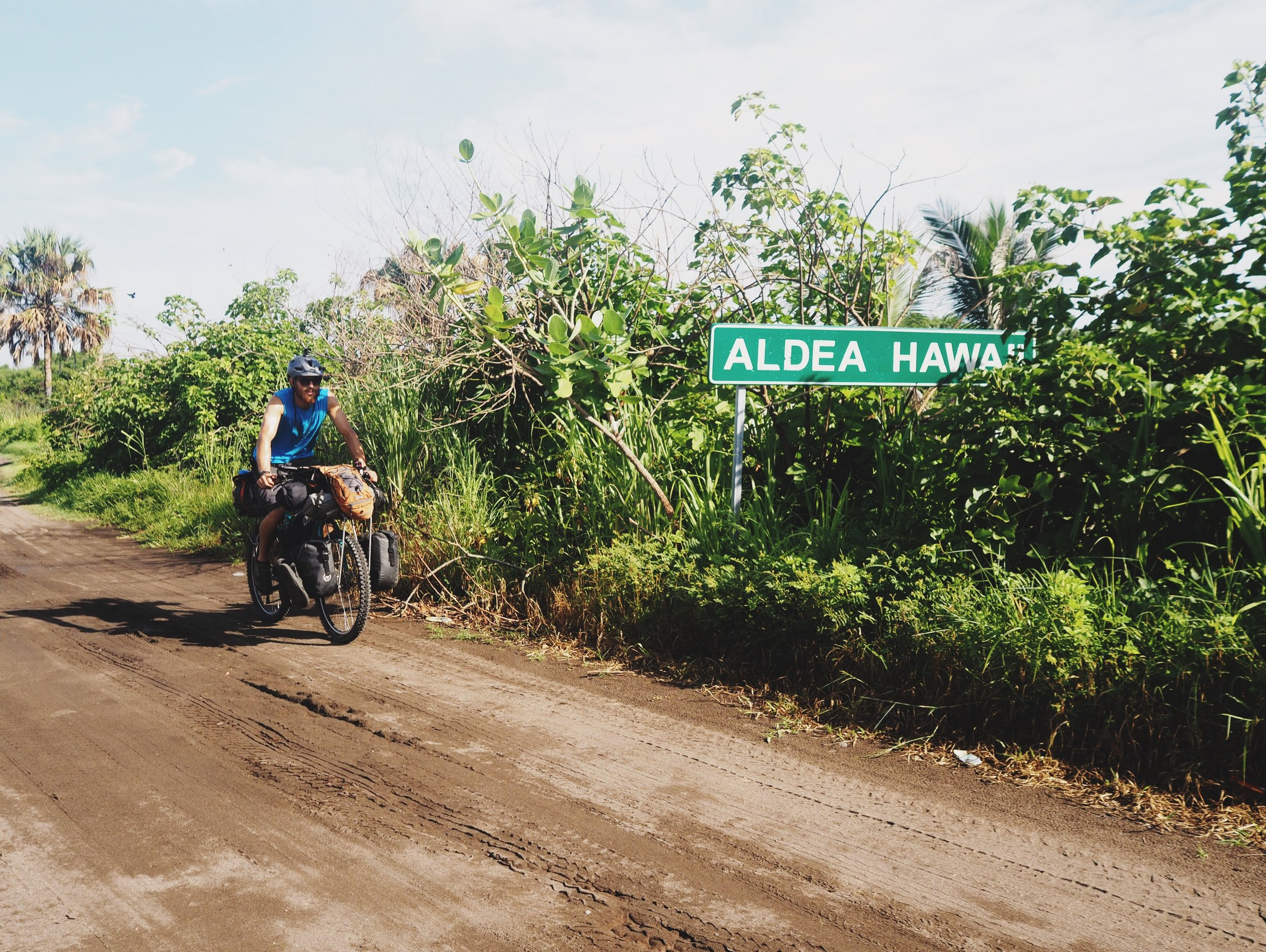 Cycling through Hawaii...what?