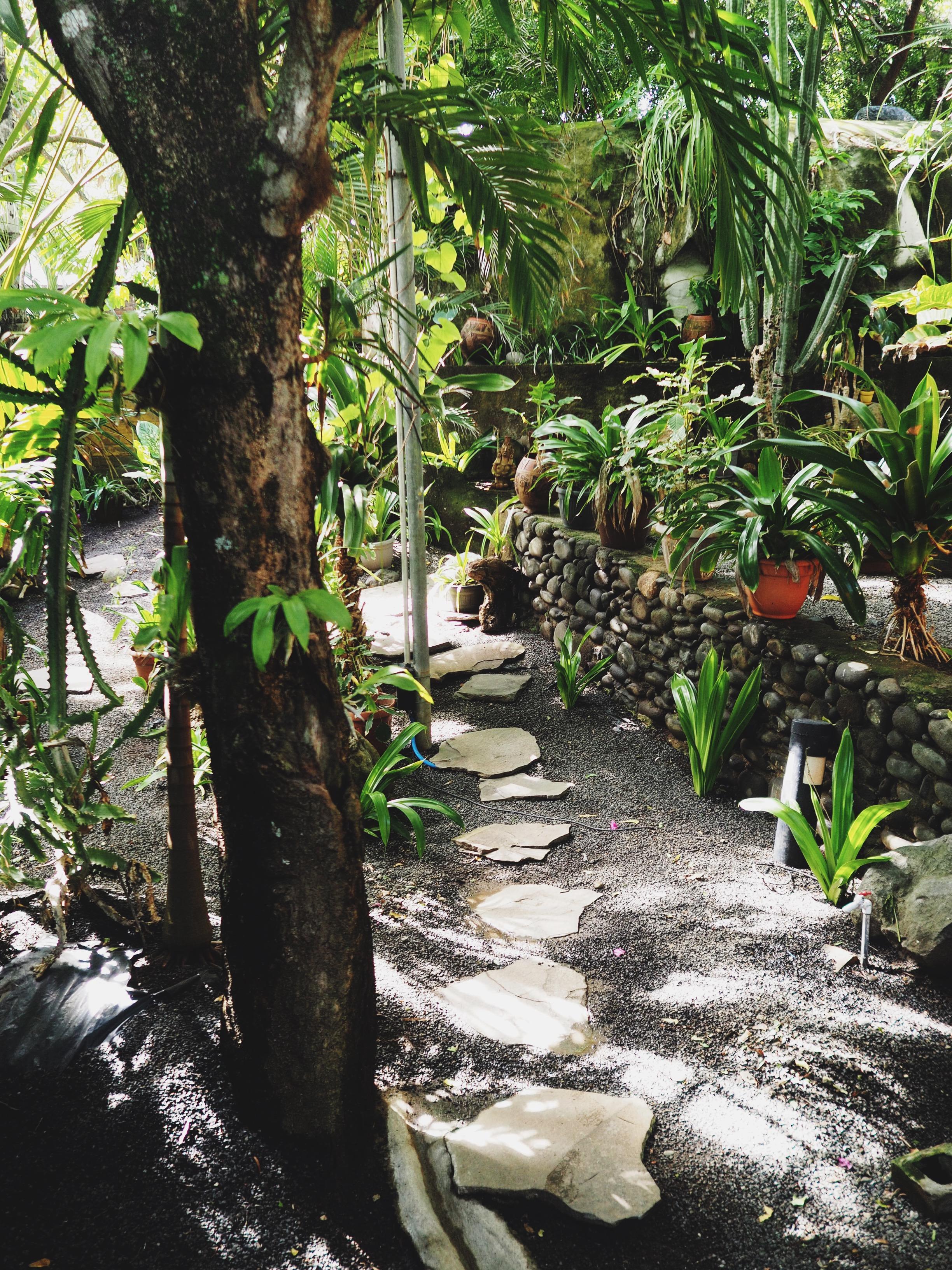 Jardín del Tekuani Kai