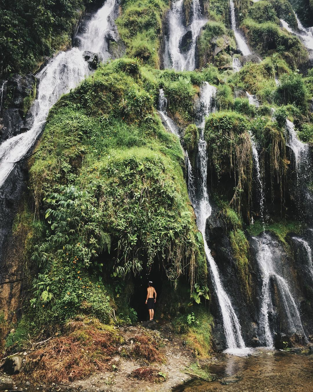 Aguas Termales outside of Santa Rosa de Cabal
