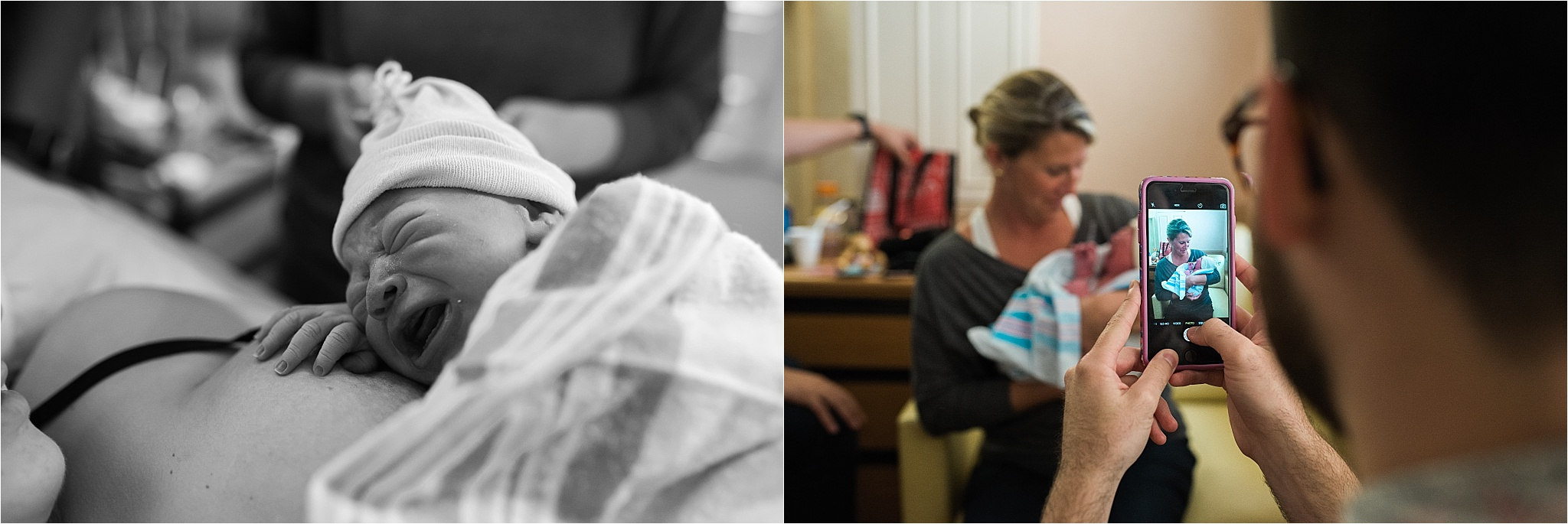 best springfield il newborn photographer
