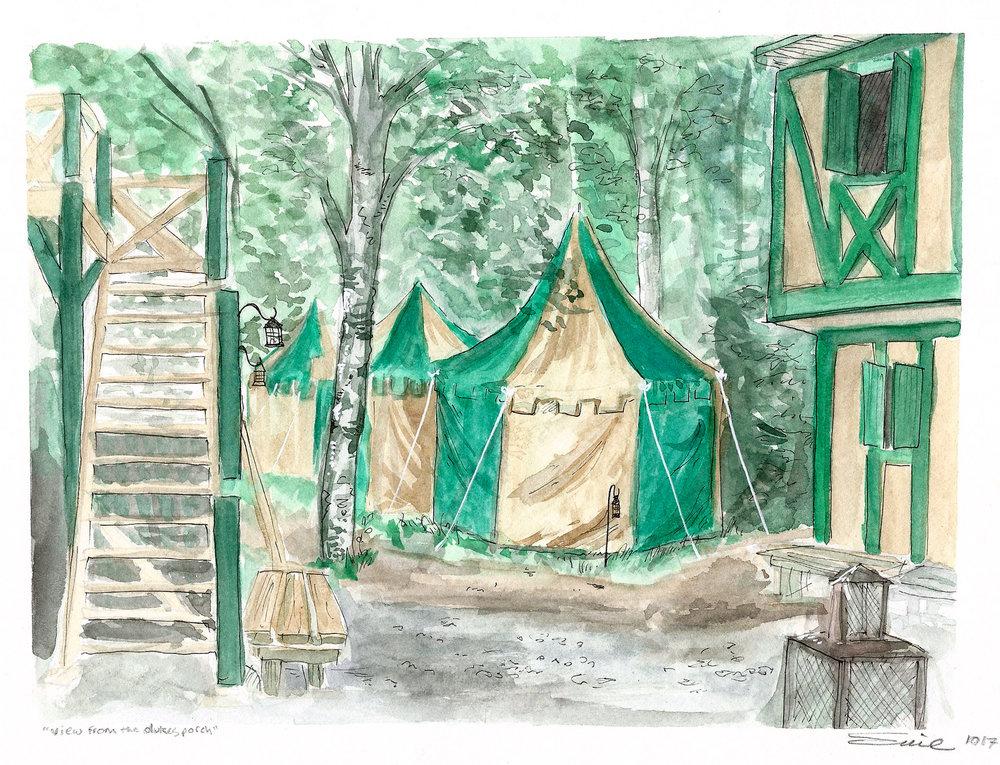 Ordo Cervi Camp, 2017