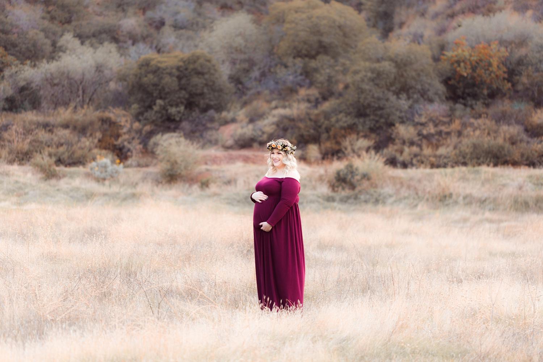 Lindsey Outdoor Maternity Shoot Corona California_0005.jpg