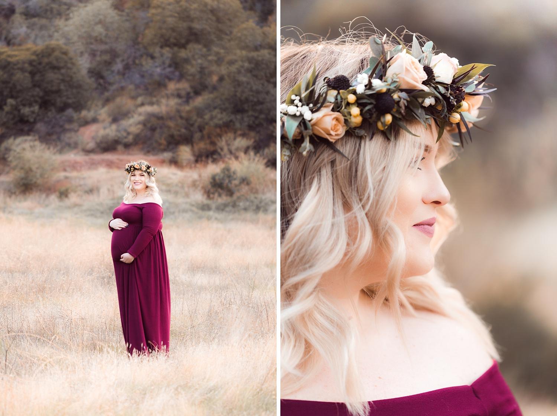Lindsey Outdoor Maternity Shoot Corona California_0004.jpg