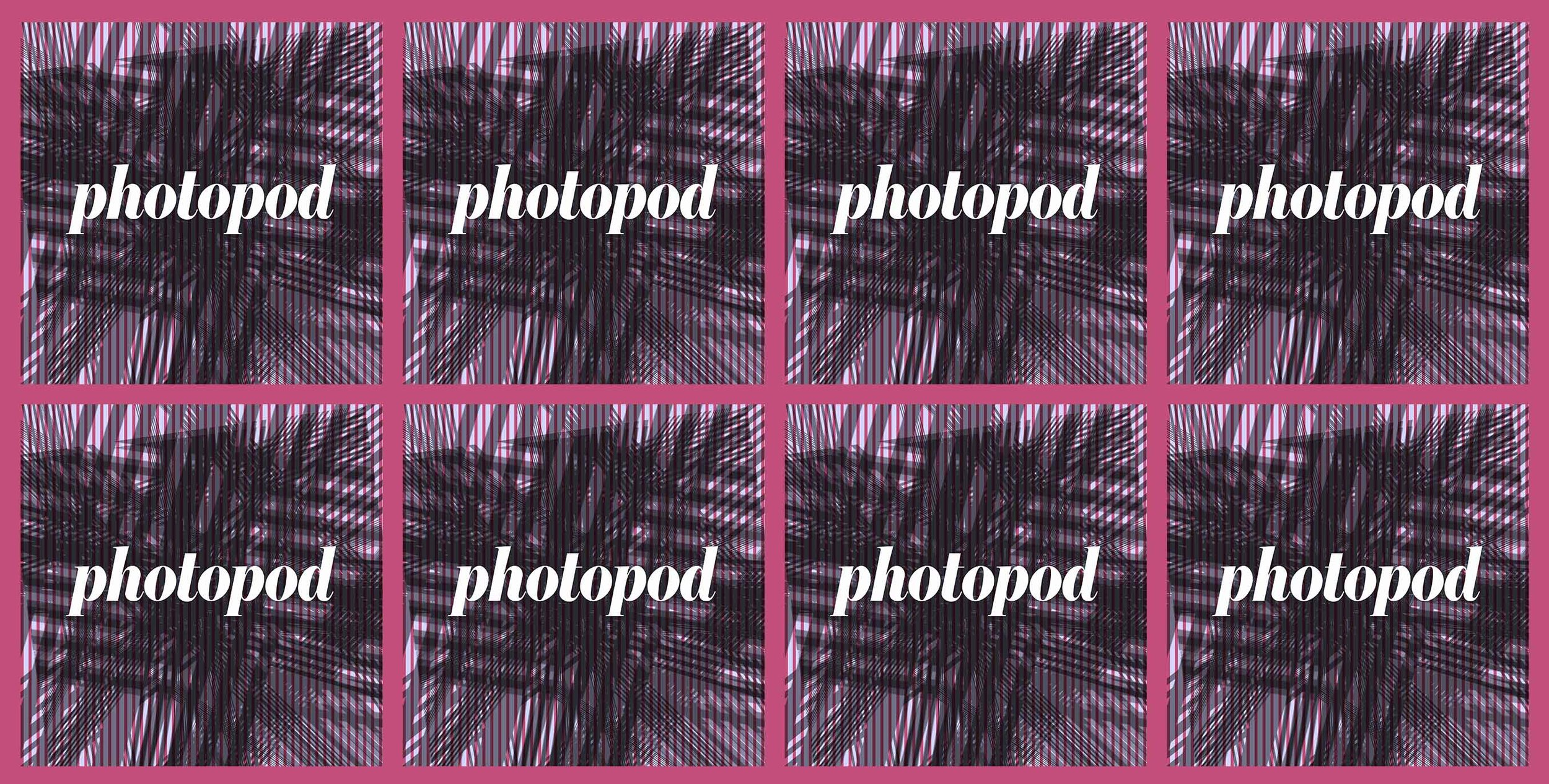 I Have a Podcast! - Check out my new podcast about the photography industry, called Photopod!
