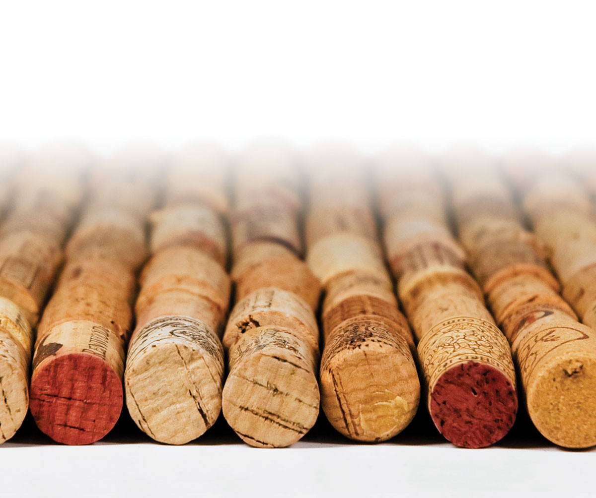 Drop off your natural wine corks
