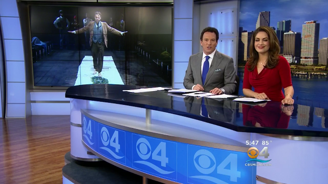 Click the image to see Dennis Watkins on CBS Miami