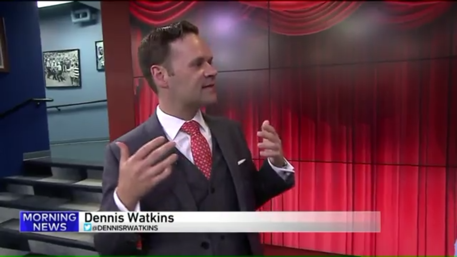Click the image to watch Dennis Watkins read minds on WGN