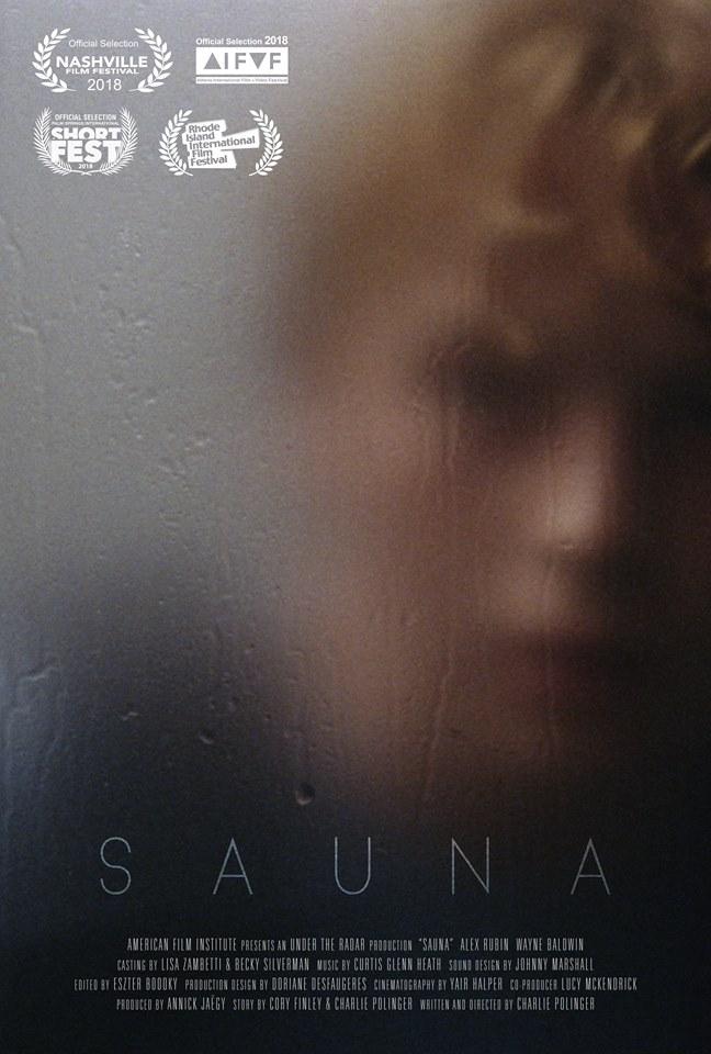 SAUNA   Production design by Dori Desfaugeres