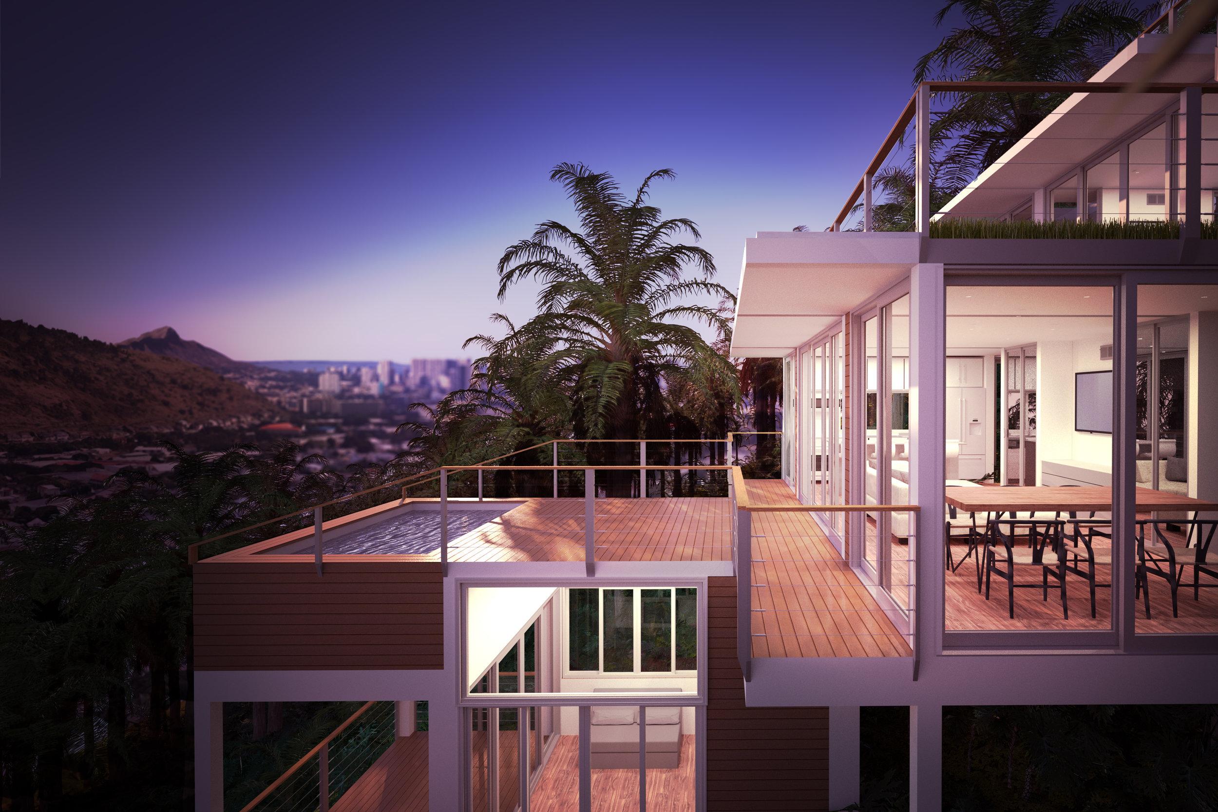 Manoa Residence