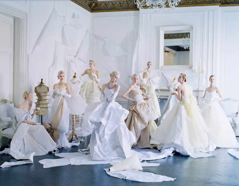 photo by Tim Walker for Vogue