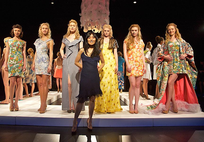 Kelima K, NY fashion week, Lincoln Center Tents
