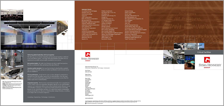 Brochure - Spread
