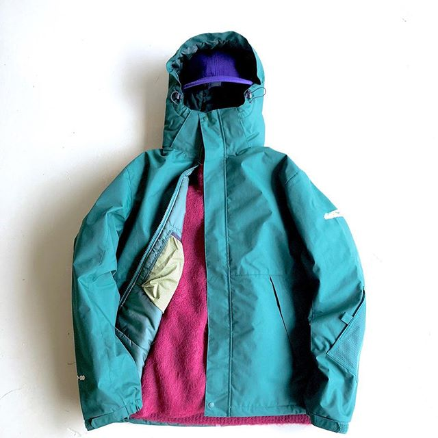 NEW THINGS 🌲 Lo-Fi tech shell / Hi-Fi cosy liner P100 3 Layer Bike Jacket, Aberdeen Sweater, Polartec Cap. #manastash #lofi #hifi #cosy #90s