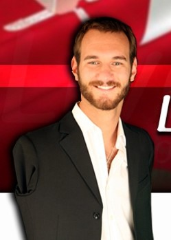 Nick Vujicic, Oman, Photo by Vigor Enterprises