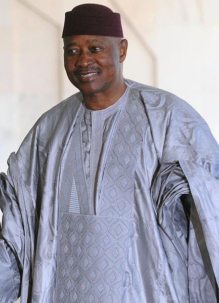 Former President AmadouToure