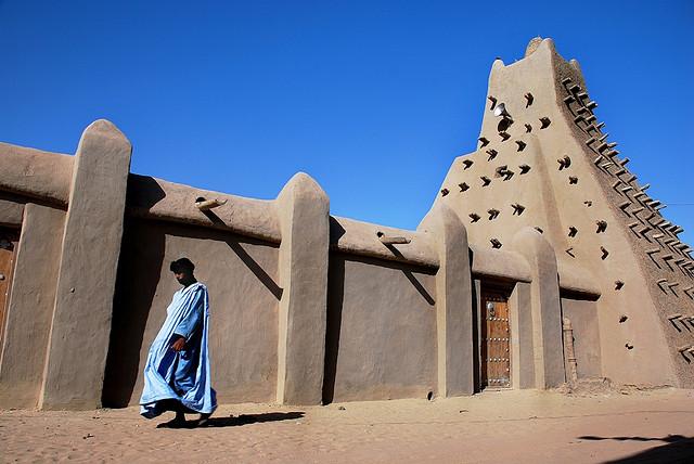 timbuktu, mali, photo by xavier bartaburu