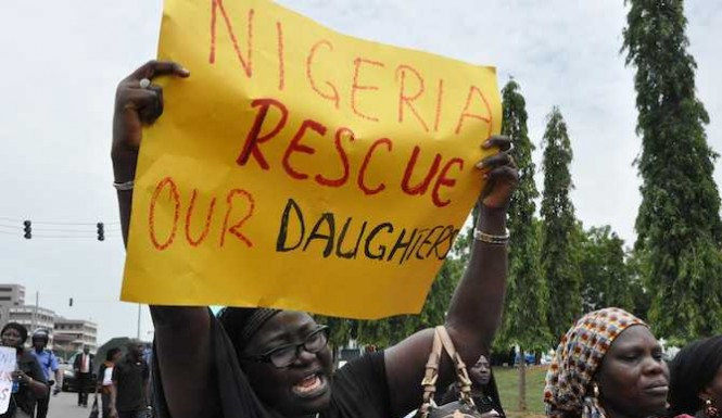 Boko Haram Kidnapped Nigerian School Girls, Photo by Gullpress