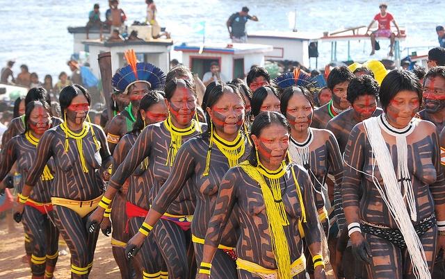 Semana Dos Povos Indiangenas, Photo by Governopara