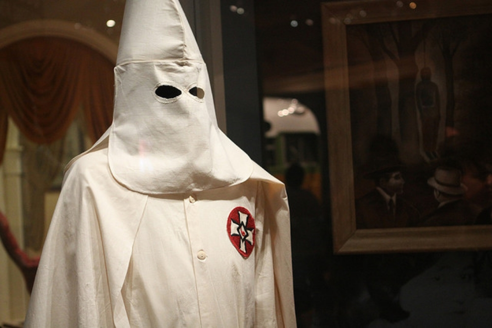 kkk robe henry ford museum and greenfield village, photo by dan gaken