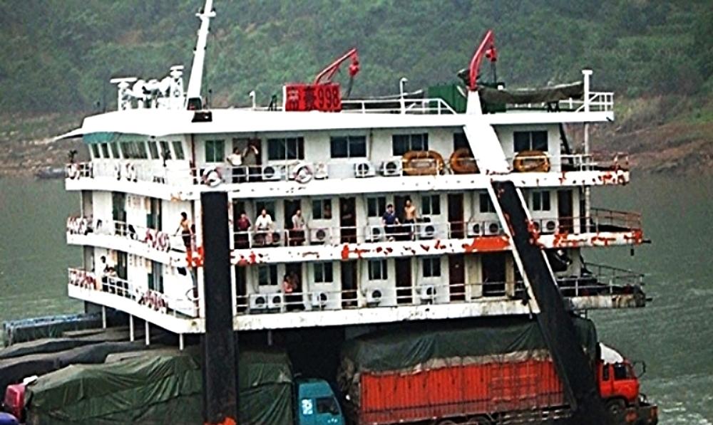 china ferry, by jason pearce