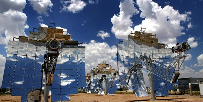 solar power, photo by louise falcon