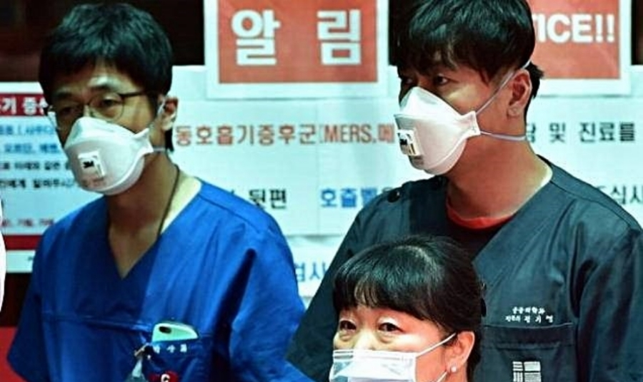 who says south koreas mers outbreak large and complex, photo courtesy of ritika patel