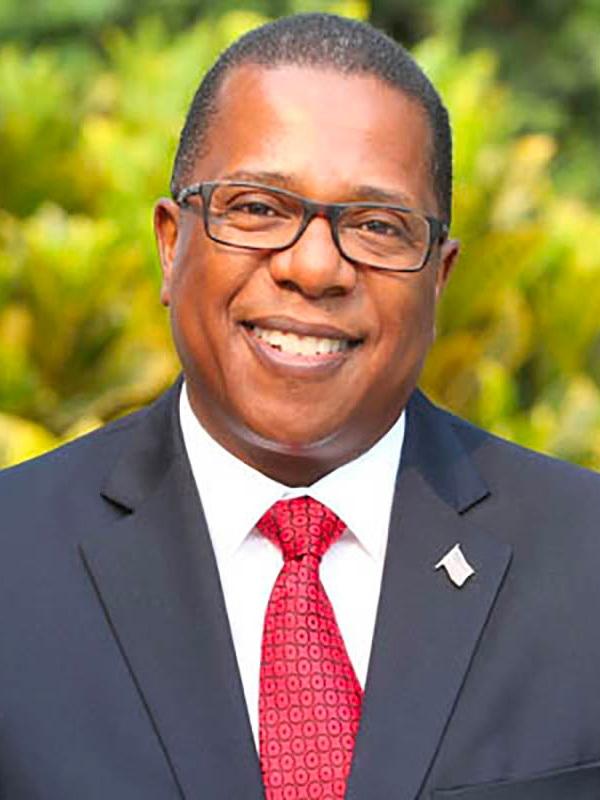 Brian A. Nichols, U.S. Ambassador to Zimbabwe