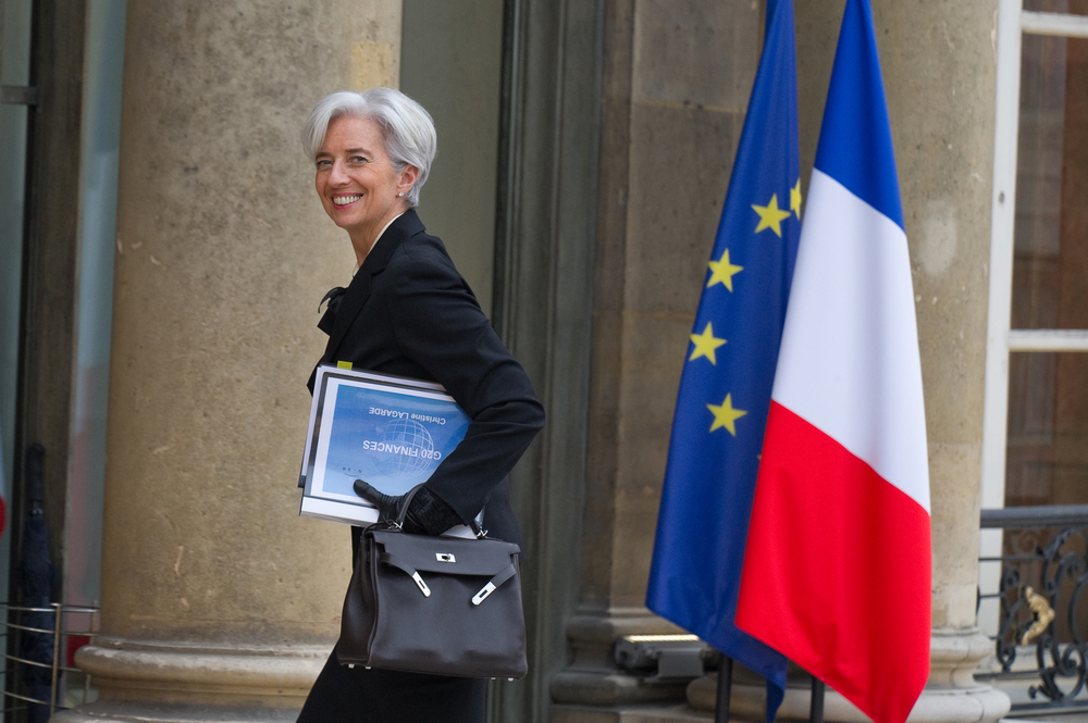 Christine Lagarde, Photo Credit Shutterstock.jpg