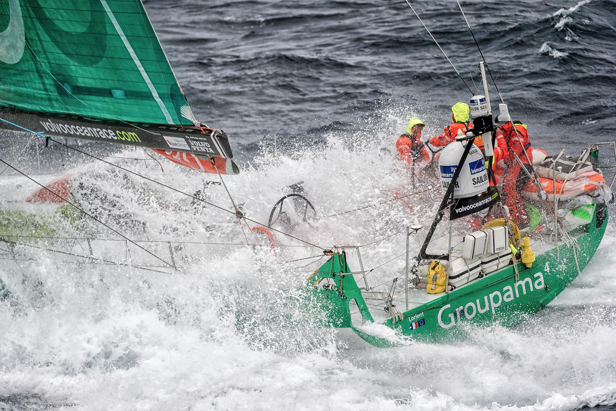 CLIENT: VOLVO OCEAN RACE