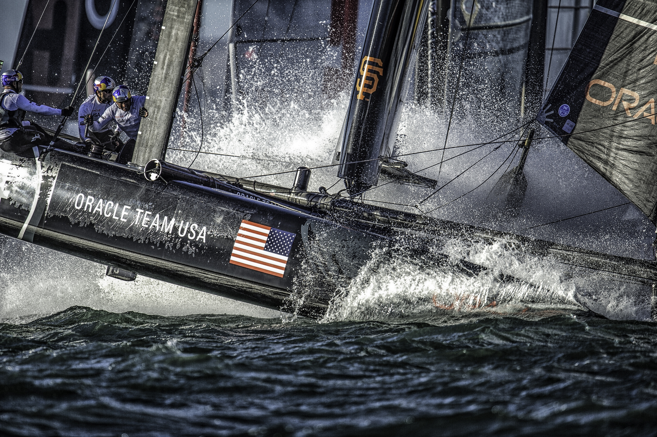 CLIENT: AMERICA'S CUP