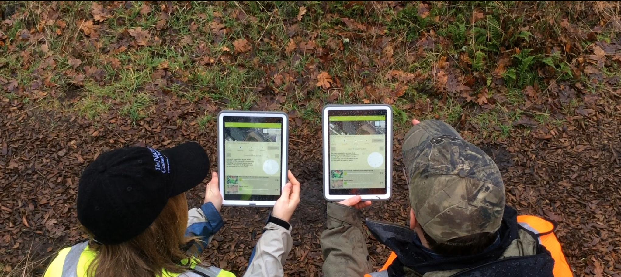 Meet the ESII Field App