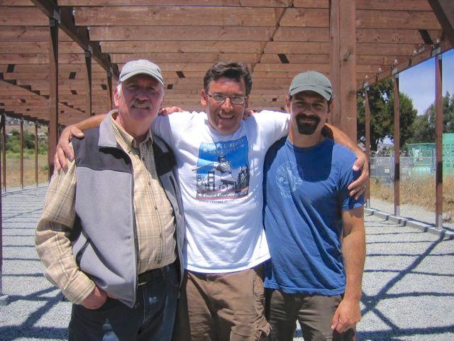 3 of the major players - Doug, Paul & Joe