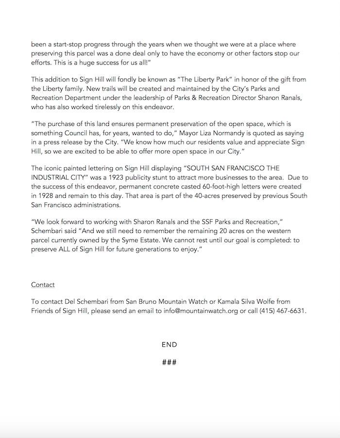 Sign Hill Press Release page 2.png