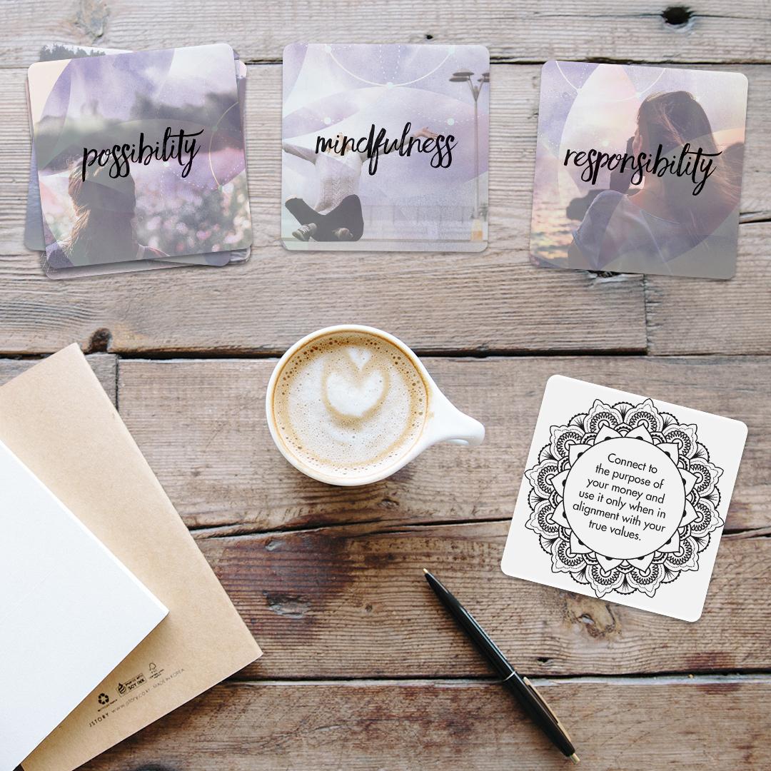 Abundance Affirmation Cards