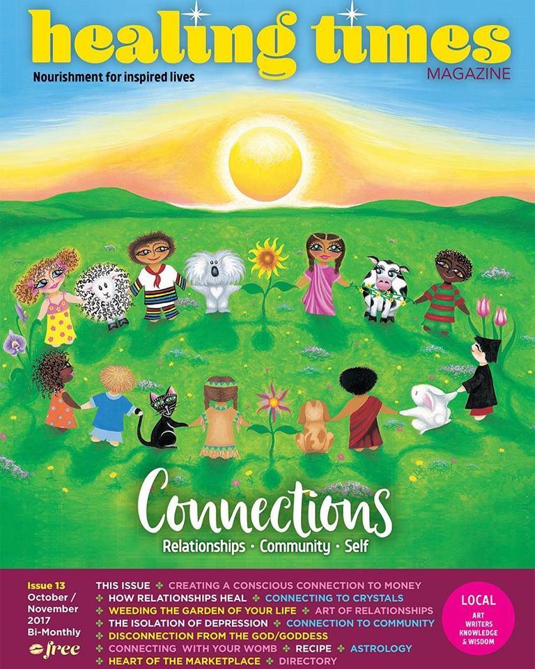 Healing Times Magazine