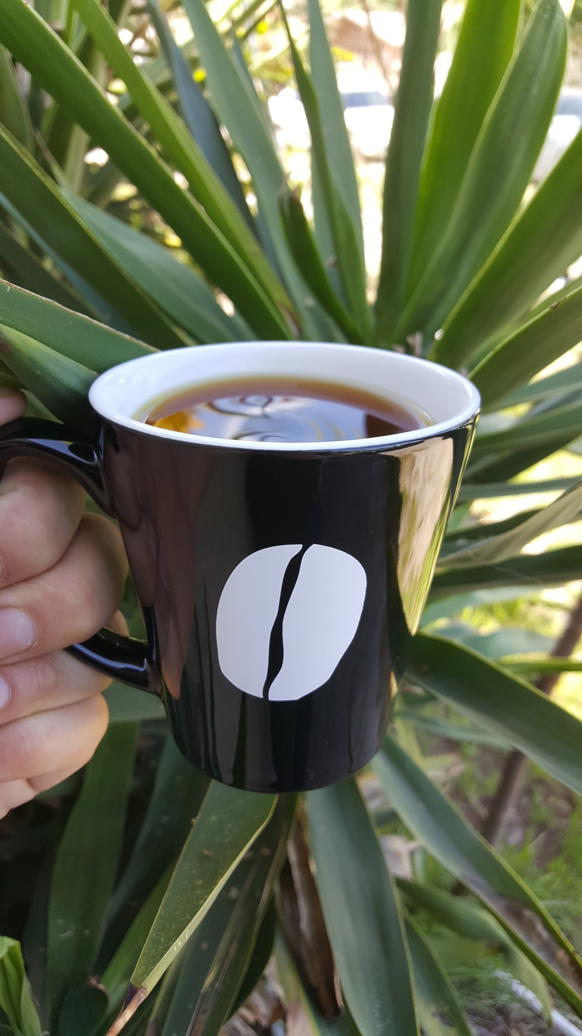 Americano   Espresso + Hot Water. For serious coffee enthusiasts.