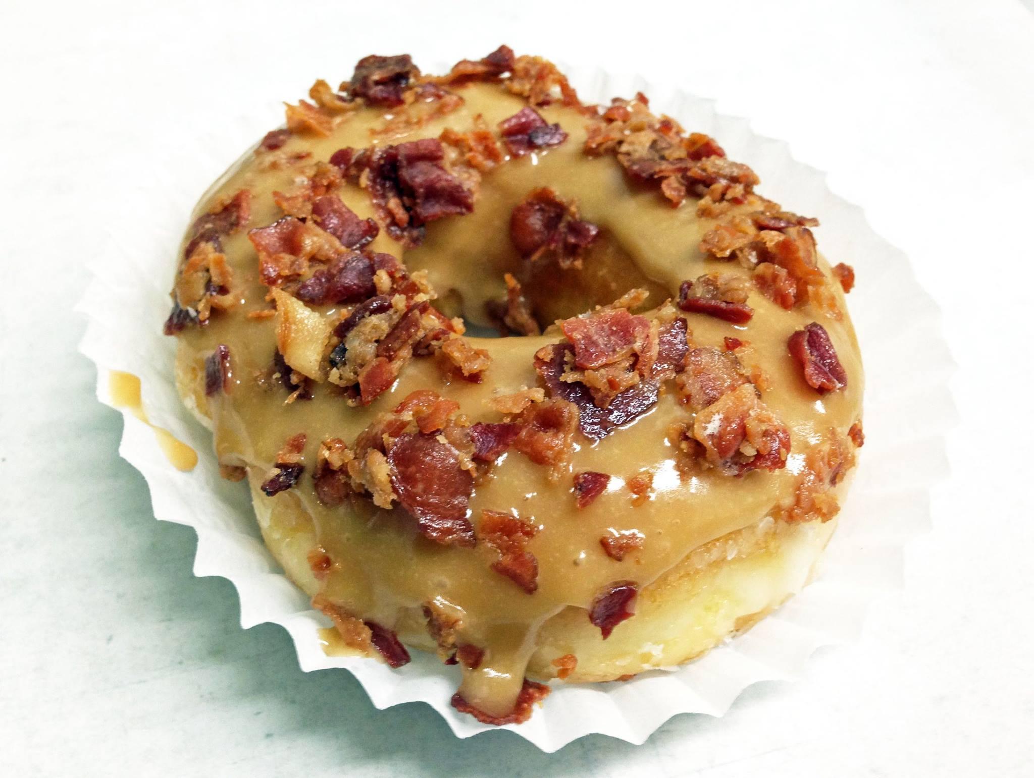 Photo Credit: Back Door Donuts Facebook Page