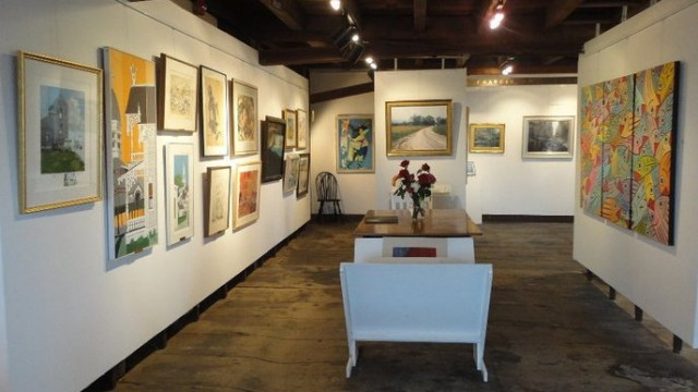 Photo Credit: Martha's Vineyard Art Association & Old Sculpin Gallery