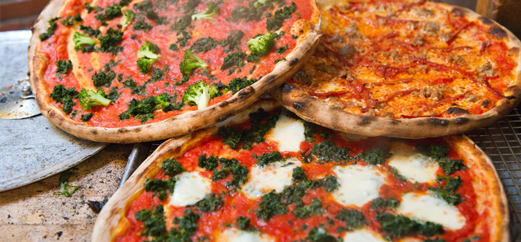 Photo Courtesy of  Pi Pizzeria