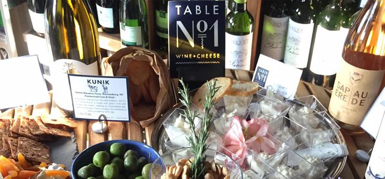 Photo Courtesy of  Table No. 1