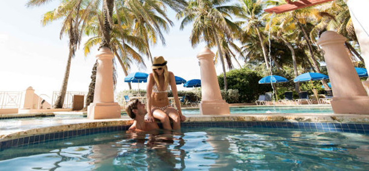 Photo Credit: Frenchman's Reef & Morning Star Marriott Beach Hotel