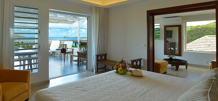 Photo credit:  Hotel LeVillage Saint Barth