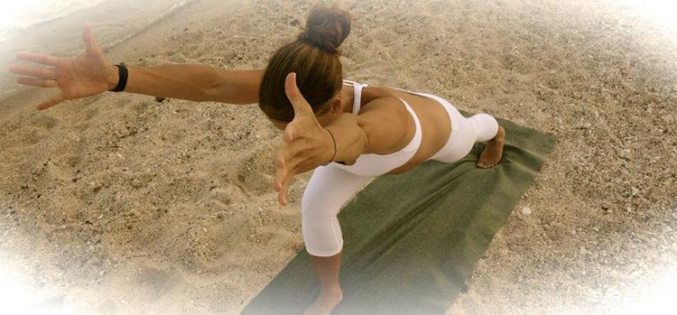 Photo:  Yoga with Nanda