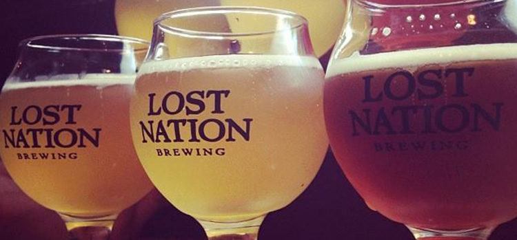 Photo: Lost Nation Brewing